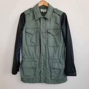 Urban Outfitters Ecote Cargo Utility Jacket Small